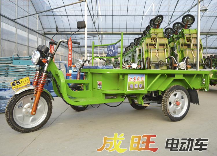 电动三轮车这样充电,寿命可增加3年!